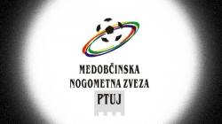 Tekmovanje v MNZ Ptuj<br>Odpoved vseh tekem