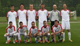 Amaterska reprezentanca MNZ Maribor odpotovala v Italijo na kvalifikacijski turnir Region's cup
