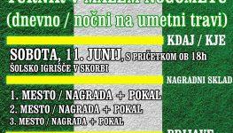 Dnevno/nočni turnir v Skorbi