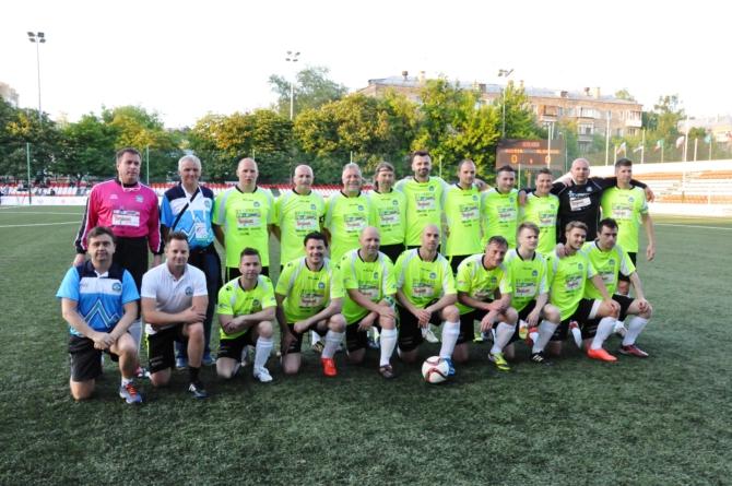 Svetovno nogometno prvenstvo estrade – Art football 2017<br>Udarna ekipa za Moskvo bo znana šele po prijateljski tekmi s Srbijo