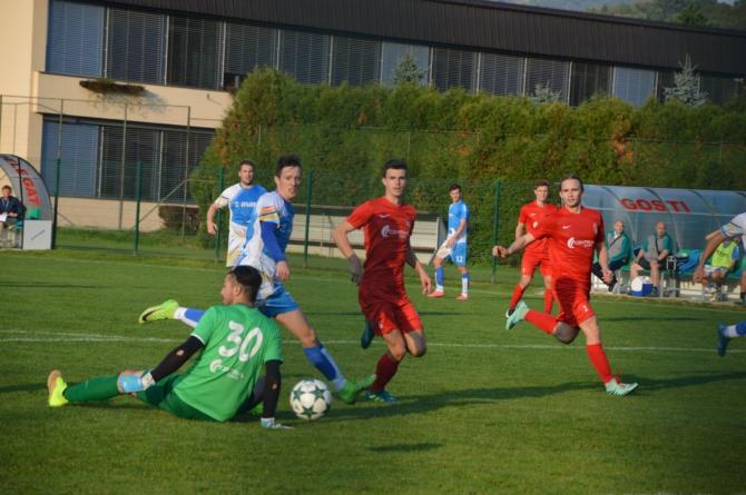 Rezultati 7. kroga 3. SNL-sever<br>Na derbiju v Slovenski Bistrici slavili gostje iz Dravograda