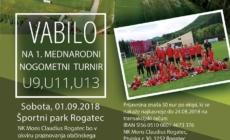 Mednarodni nogometni turnir U9, U11, U13