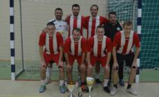 Futsal Dravograd 2018<br>Manar GT zmagovalci že drugo leto zapored