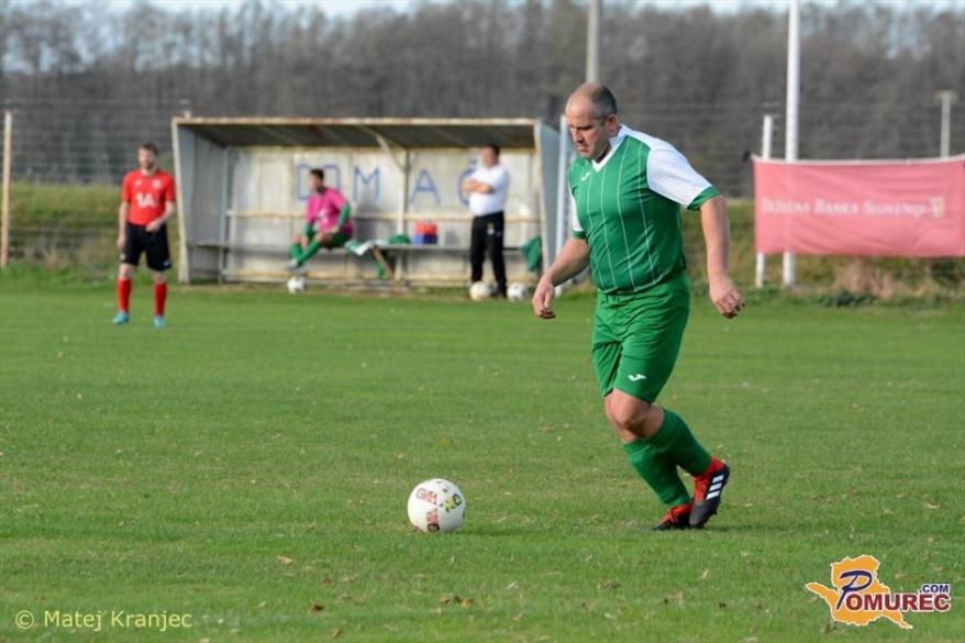 Pregled nižjeligaškega nogometa v Pomurju