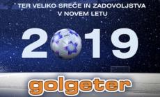 Želimo vam srečno Novo leto
