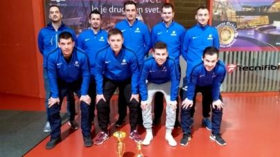Rezultati 9. kroga ZLMN Podčetrtek<br>Transport Krivec ubranil naslov prvaka lige